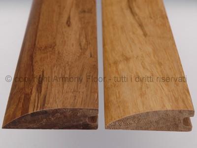 Riduzione bamboo strand woven
