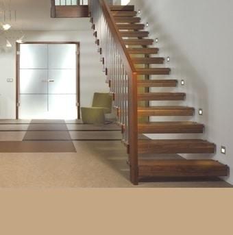 Rivestimento scale in legno toro scalino in rovere massello - Rivestimento in legno per scale ...