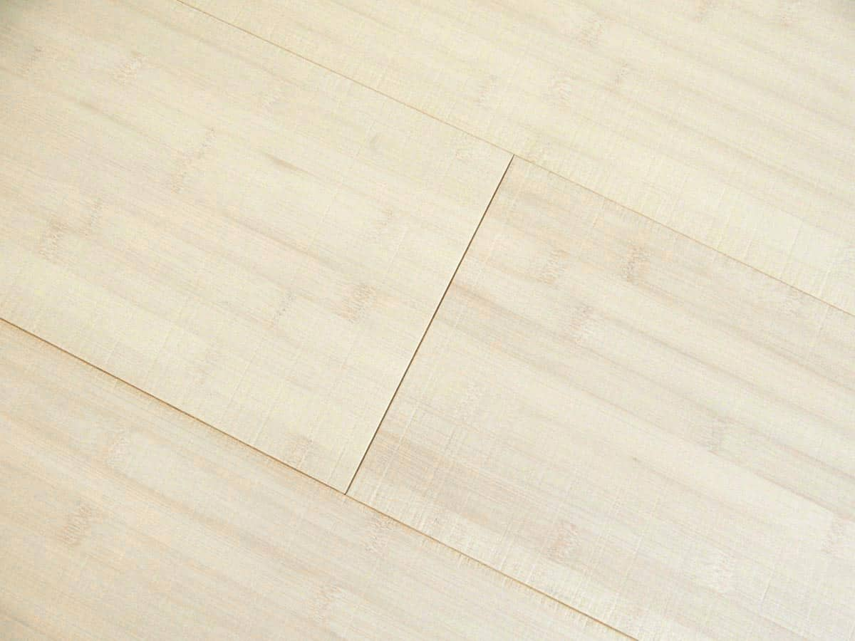 Engineered bamboo flooring horizontal bleached italy for Engineered bamboo flooring