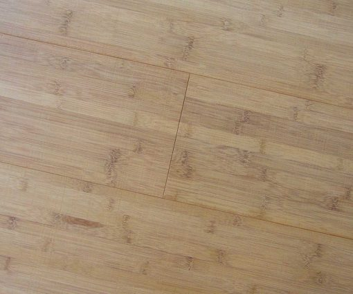 Bamboo Flooring Horizontal Thermo Light- Sawn Marked 02