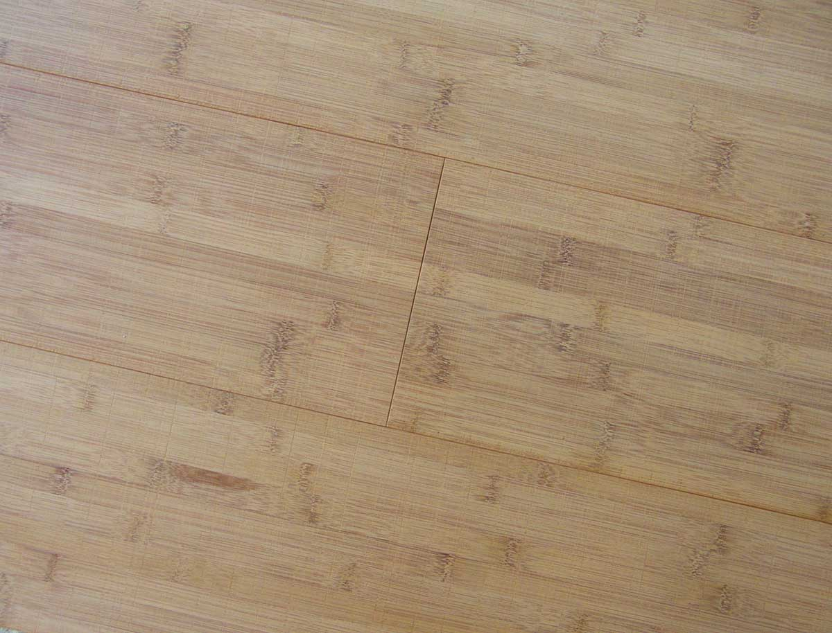 Engineered bamboo flooring horizontal thermo light italy for Engineered bamboo flooring