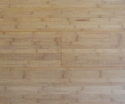 Bamboo Flooring Horizontal Thermo Light- Sawn Marked 03