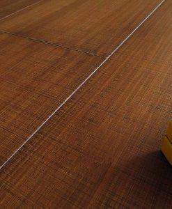 Bamboo Flooring Horizontal Walnut - Sawn Marked