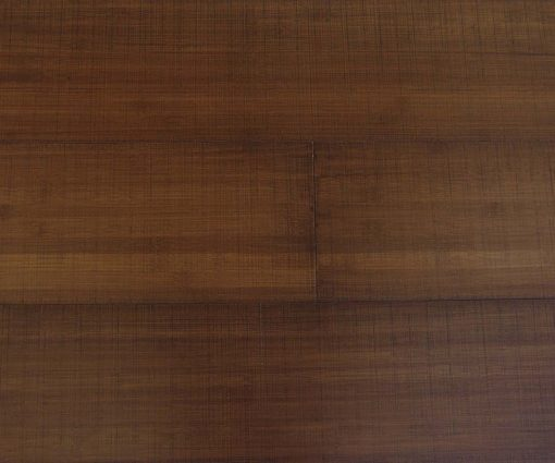 Bamboo Flooring Horizontal Walnut - Sawn Marked 04