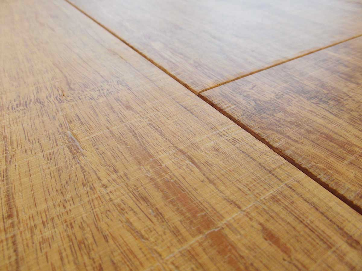 2 ply wood flooring strand woven thermo light made in italy for Armony floor