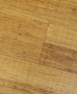 Strand woven bamboo flooring, sawn, thermo light 4