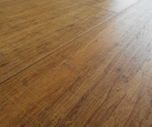 Strand woven bamboo flooring, sawn, thermo 3