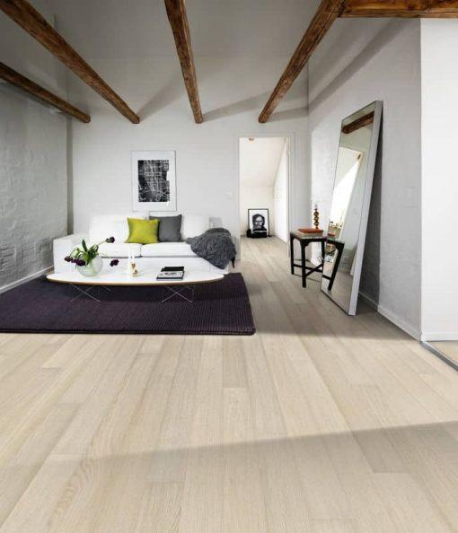 Bleached Oak Flooring First Class 3