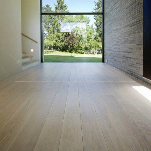 Bleached Oak Flooring First Class 4