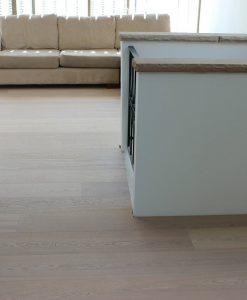 Bleached Oak Flooring First Class 5