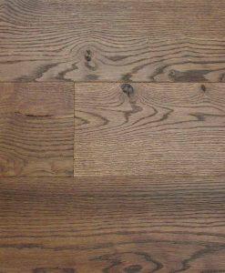 Brown oak flooring Made in Italy 3