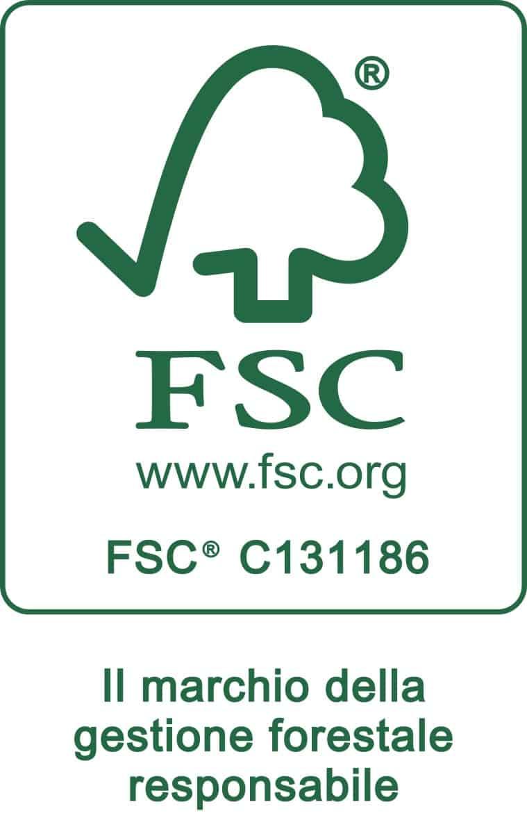 Certificato FSC Legno Armony Floor