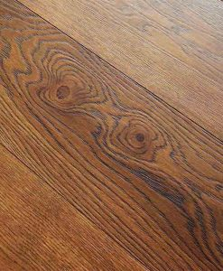 Cherry oak flooring Made in Italy