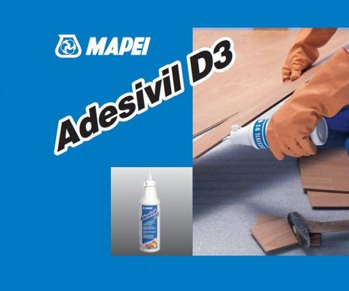 Colla Adesivil D3