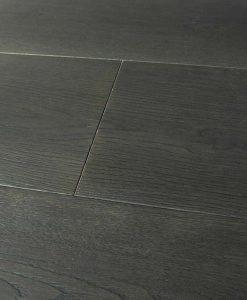 Dark grey oak flooring Made in Italy 3