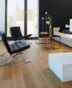 Natural Oak Flooring First Class