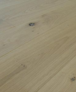 Rustic effect naturalized oak flooring Made in Italy 4