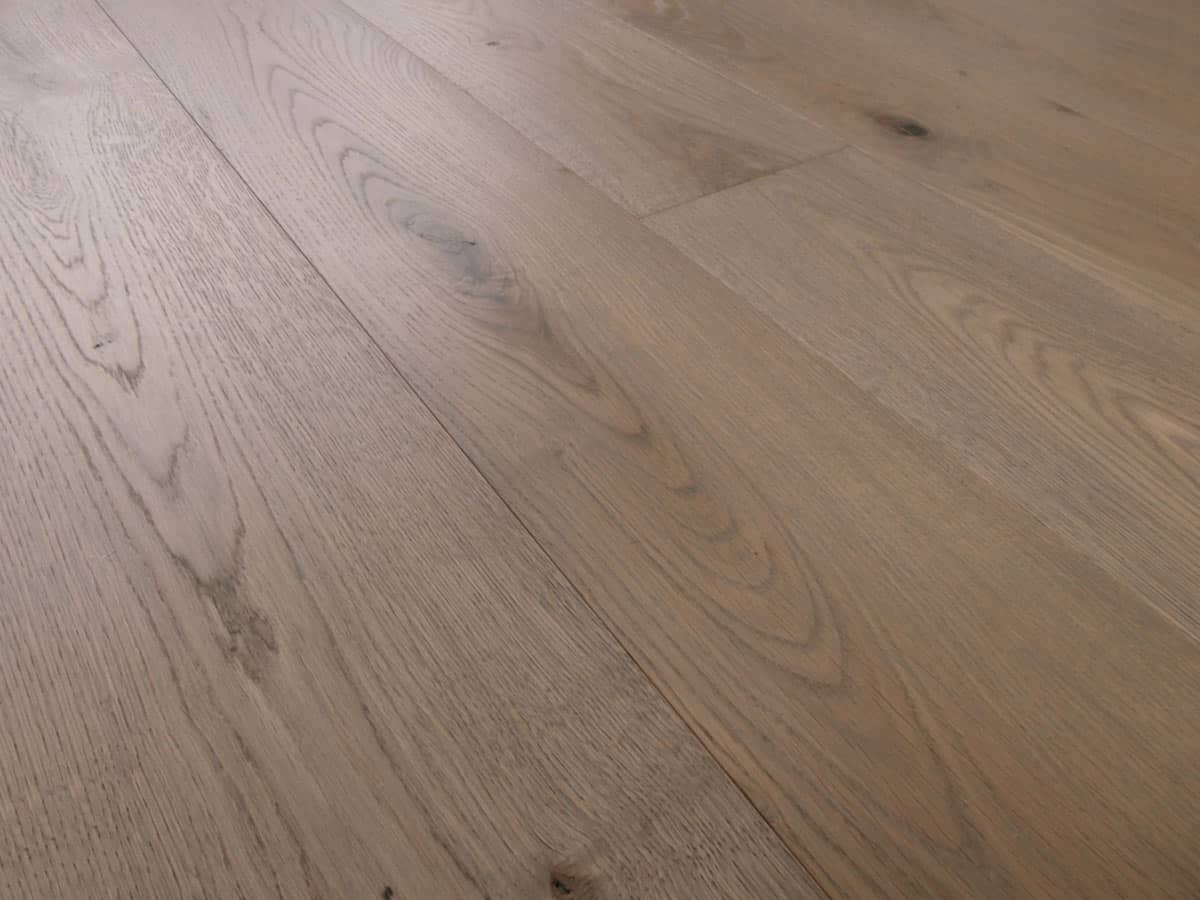 Rustic Wide Plank Hardwood Flooring >> Dove Grey Oak Flooring: wide plank, with or without nodes