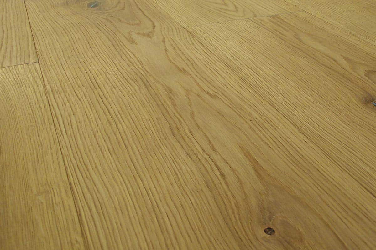 Natural oil wax oak flooring prefinished 200 italy for Ecological flooring