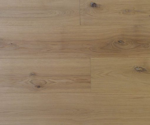 Natural Oil Wax, Oak Flooring: Prefinished 200% Italy