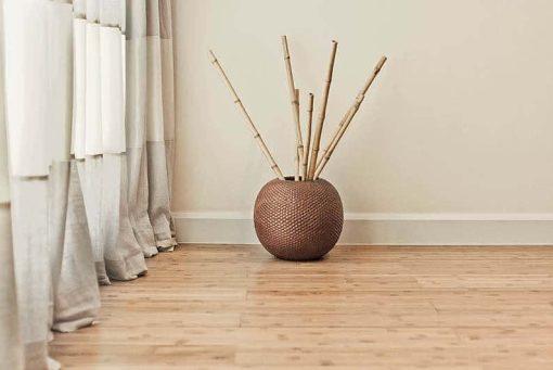 Parquet bamboo orizzontale carbonizzato 10
