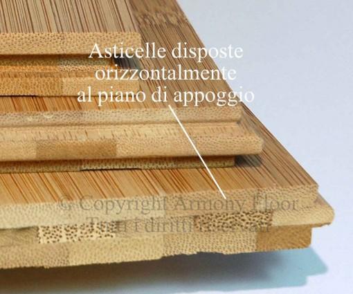 Parquet bamboo orizzontale carbonizzato 23