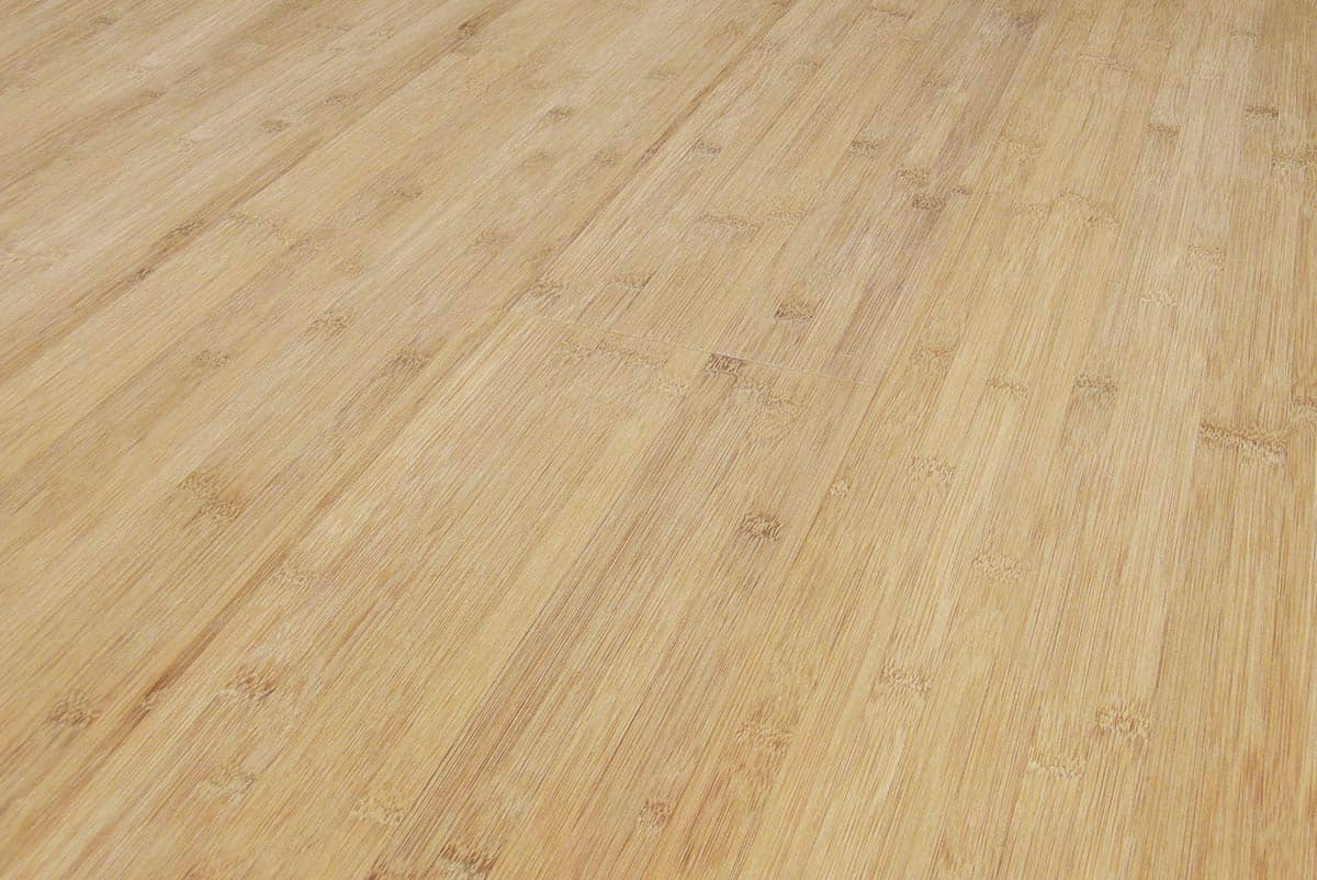 Bamboo Flooring Horizontal Carbonized Bleached Wide Plank
