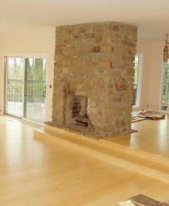 Parquet Bamboo Orizzontale Naturale 1