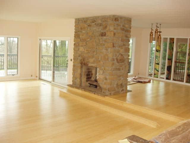 Rivestimenti in legno per interni esterni pareti scale for Parquet bambu