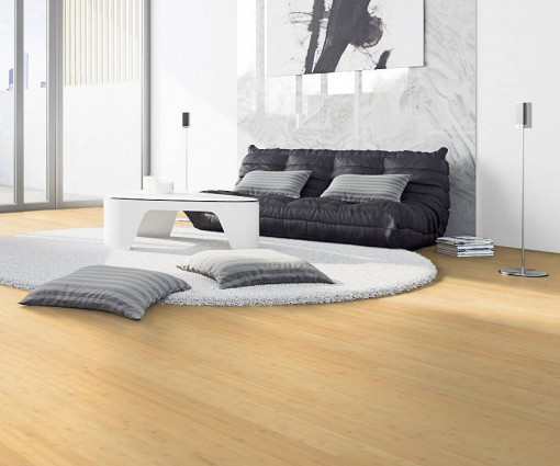 Parquet Bamboo Orizzontale Naturale 5