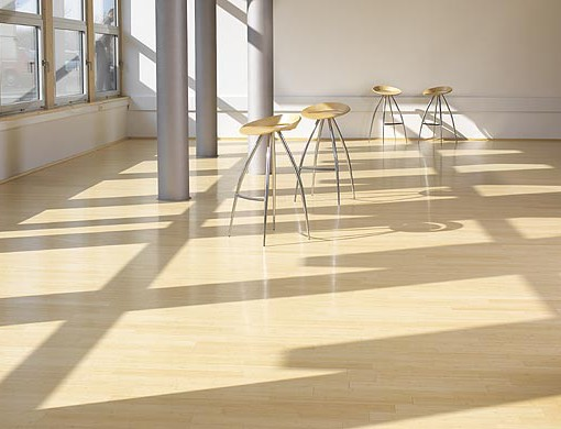 Parquet Bamboo Orizzontale Naturale 6