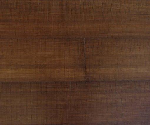 Parquet bamboo Orizzontale Noce - Taglio Sega 04