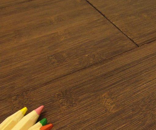 armony floor parquet bamboo orizzontale teak spazzolato made in italy