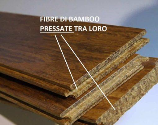 Bamboo Strand Woven Carbonizzato 21