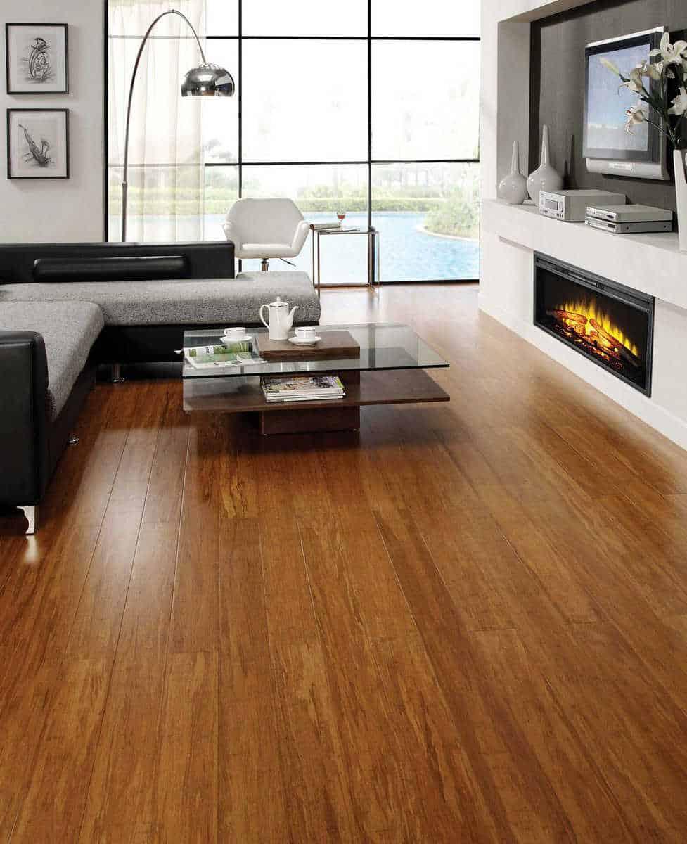 parquet bamboo strand woven carbonizzato maxiplancia. Black Bedroom Furniture Sets. Home Design Ideas