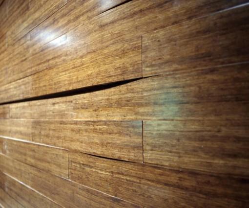 Parquet Bamboo Strand Woven Carbonizzato Maxiplancia