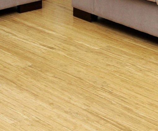 Parquet bamboo strand woven naturale 2