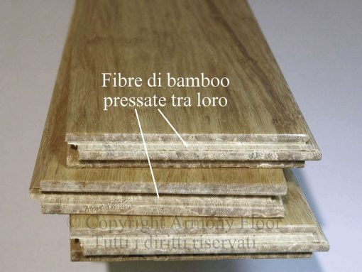Parquet bamboo strand woven sbiancato 7