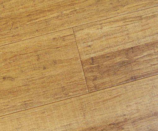 Parquet bamboo strand woven thermo light taglio sega 2