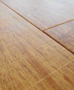 Parquet bamboo strand woven thermo light taglio sega