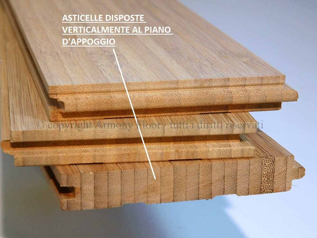 Pavimenti in bamboo parquet e pavimenti in bambu for Spessore parquet
