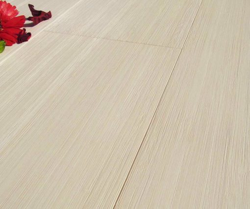 armony floor parquet bamboo verticale sbiancato spazzolato neve italy