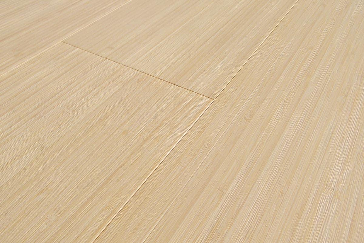 Parquet bamboo verticale sbiancato italiano 100 for Parquet italiano