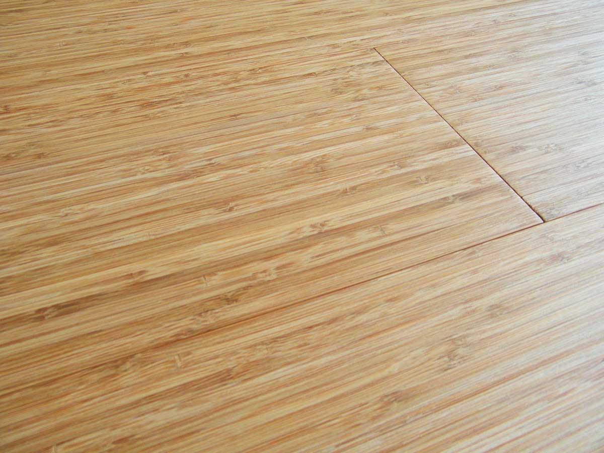 Engineered bamboo flooring vertical thermo wide plank italy for Engineered bamboo flooring