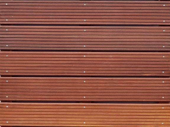 Parquet massaranduba per esterni decking legno esotico - Doghe in legno per esterni ...