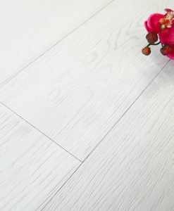 Parquet rovere Bianco Assoluto Made in Italy 06