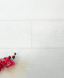 Parquet rovere Bianco Assoluto Made in Italy 01