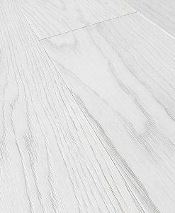 Parquet rovere Bianco Ghiaccio 100 % Made in Italy 07