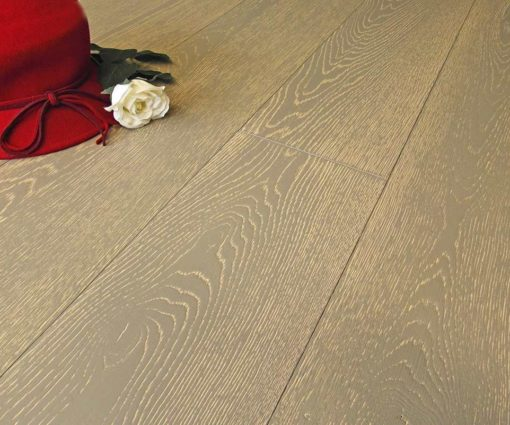 Parquet rovere Decapato Antique Grey Made in Italy 01
