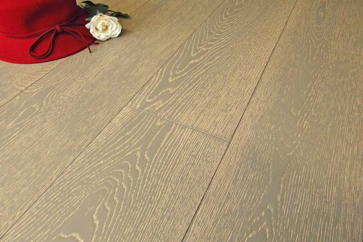 Parquet rovere Decapato Antique Grey Made in Italy 03